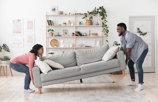 On Buying New Furniture